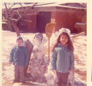 martha david snowmen